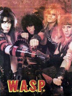 Original W.A.S.P. Band Members