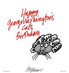 Today on Kliban's Cats - Comics by B. Kliban Cat, Oh The Humanity, Kinds Of Cats, Cat Birthday, In Ancient Times, Cat Drawing, Four Legged, Cat Art, Laugh Out Loud