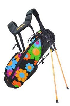 Loudmouth Magic Bus   Golf Bag