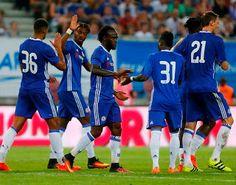 Blog Esportivo do Suíço:  Com brilho de Willian, Chelsea vence a primeira sob o comando de Conte
