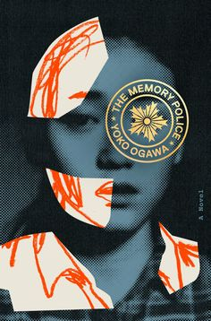 The Memory Police, by Yoko Ogawa. Cover design: Tyler ComrieThe Memory Police, by Yoko Ogawa. Cover design: Tyler ComrieThe Memory Police, by Yoko Ogawa. Graphic Design Posters, Graphic Design Typography, Graphic Design Inspiration, Poster Designs, Japanese Typography, Poster Ideas, Graphic Art, Dm Poster, Poster Layout