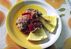 Lecsós nyúlcomb kicsit másként Tacos, Mexican, Ethnic Recipes, Food, Essen, Meals, Yemek, Mexicans, Eten