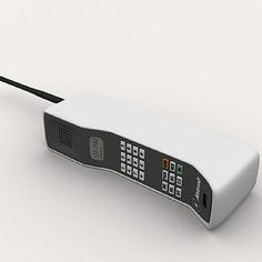80's Cell Phone...yikes!