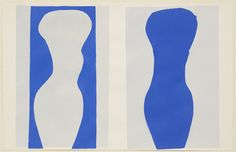 Henri Matisse Forms (Formes) from Jazz 1947