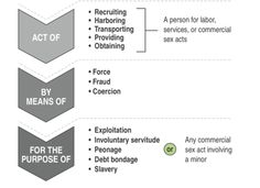 How Trafficking Works | #graphic #EndSlaveryNow