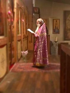 Divine liturgie de saint Grégoire des Dons Présanctifiés, célébrée les trois premiers jours de la Semaine Sainte dans le rit byzantin.