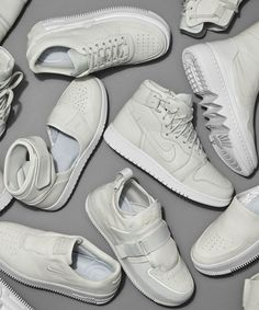 Nike reimagines the Air Jordan and Air Force One in a new 1o-piece  collection 600d78d84