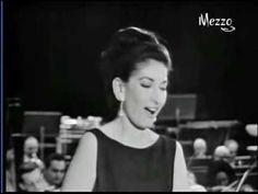 Maria Callas Georges Prêtre, Orchestre National de France, 1965 -- O mio babbino caro Mi piace è bello, bello Vo' andare in Porta Rossa a comperar l'anello S...