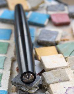 Namisu Nova Studio Ebonite Fountain Pen: A Review — The Pen Addict