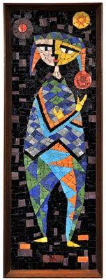 evelyn ackerman  mosaic art