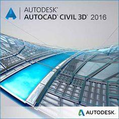 Autodesk AutoCAD Civil 3D 2016 SP1 Full Download