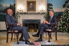 Happy birthday to President @barackobama! One of the greatest moments of my lifetime being able to interview you.