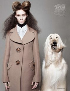 Daniel Jackson | Vogue UK August 2012 | Best in Show - 8 Style | Sensuality Living - Anne of Carversville Women's News