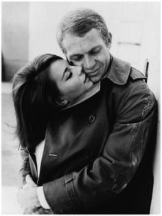 Natalie Wood and Steve Mcqueen  'Love with the Proper Stranger', 1963