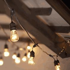 Vintage edison bulb outdoor string lights my wish list pinterest table in a bag outdoor commercial string lighting 48 feet 15 lights new aloadofball Choice Image