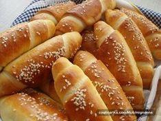 Pekarske kifle — Coolinarika - Srdjanvio - The Effective Pictures We Offer You A Albanian Recipes, Bosnian Recipes, Bulgarian Recipes, Croatian Recipes, Bosnian Food, Bakery Recipes, Dessert Recipes, Cooking Recipes, Desserts
