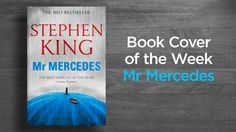 Book Cover of the Week: Mr Mercedes by Stephen King   #StuartBache #Books #Design