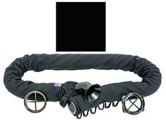 """2 Backseat AC vent hoses for littles in carseats (8 foot, please, in black and/or """"country purple gingham"""").  We only have front AC vents, and it's terrible trying to cool off our rear-facing babe(s) in the backseat in 100 degree TX weather.  -KWA"""