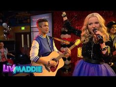 Liv And Maddie (Disney Channel TV Series Starring Dove Cameron as Liv ) The…
