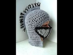 DIY knights helmet hat free crochet pattern, King Arthurs Court, VIKING HAT, Gladiator, My Crafts