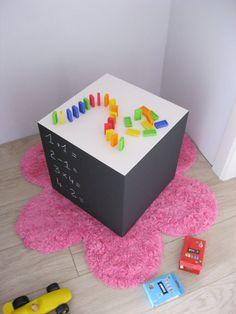 Toybox / speelgoedkist / Krijtbord Toybox door Wooddesigndforyou