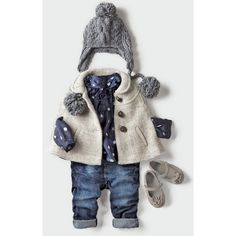 Baby/Kid Clothes ❤ liked on Polyvore