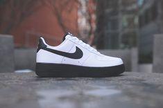 Nike Air Forca 1 Low   White / Black