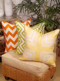 New - Naples Collection - Coastal Pillows | Beach Pillows