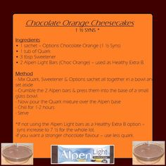Chocolate Orange Cheesecake :)