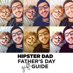 Does your Dad dig craft beer and beard maintenance? We've got the perfect Father's Day gifts. >> http://www.hgtv.com/design-blog/entertaining/gifts-for-hipster-dads?soc=pinterest
