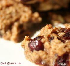 Clean Eating Breakfast Cookies