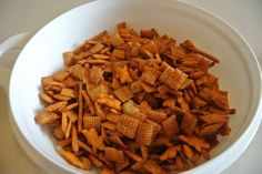Barbeque Chex Mix