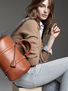 Louis Vuitton Parnasse Collection - Sophia Coppola bag in Tan. Can't wait until I receive mine.