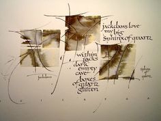 Reggie Ezell calligraphy - Google Search