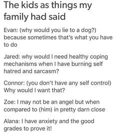 I think I am actually Alana (may be that's why people always spell my name like that xD) Theatre Nerds, Musical Theatre, Will Roland, Dear Even Hansen, Connor Murphy, Be More Chill, Out Of Touch, The Villain, Acorn