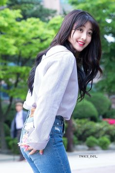 170509 Twice Jihyo Kpop Girl Groups, Korean Girl Groups, Kpop Girls, Nayeon, K Pop, Park Ji Soo, Hyuna, Jihyo Twice, Twice Kpop