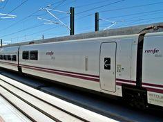 Tren de la serie 130 de Renfe Operadora, el Talgo con cabeza   Suite101