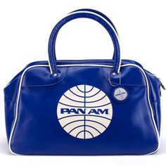 Pan Am Explorer Blue now featured on Fab.