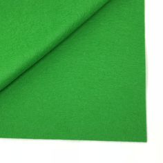 """Clover Green 100% Wool Felt - 8x12"""""""