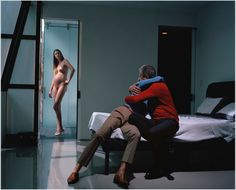 Philip-Lorca diCorcia - Cain and Abel