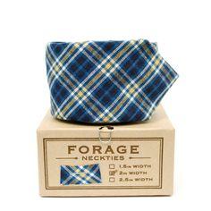 For Him: Campfire {necktie} - Forage Neckties