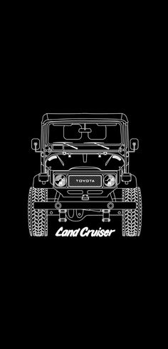 Toyota Fj40, Toyota Fj Cruiser, Jeep Concept, Offroader, Off Road Adventure, 4 Wheelers, Suv Cars, Expedition Vehicle, 4x4 Trucks