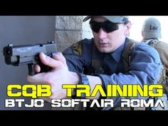 CQB TRAINING - AIRSOFT GAMEPLAY - BTJO - BRAVO TEAM JOINT OPERATION - SOFTAIR ROMA - YouTube