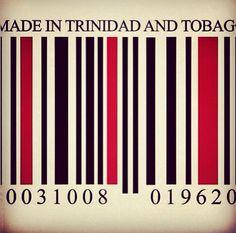 Scan me... I'm all Trini!