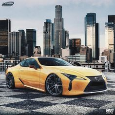"""27.4k Likes, 48 Comments - CARLIFESTYLE (@carlifestyle) on Instagram: """"Lexus LC500 on HRE wheels! [ Follow @caliwheels for more! ] All your wheel needs! Go to @caliwheels…"""""""