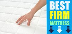 Looking For Best Firm Mattresses? Visit Our Site To Get Top-Rated Firm Mattresses That Can Provide You Ultimate Support and Highest Comfort. Best Mattress, Mattresses, Top Rated, How To Get, Marketing, Stuff To Buy