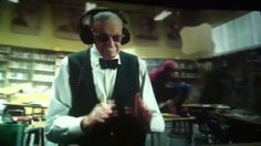 """Movie Mondays: Top 10 Stan Lee Cameos - #4 Stan """"The Librarian"""" Lee: The Amazing Spider-Man"""
