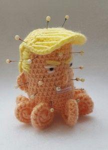 The Donald Trump Voodoo Pincushion