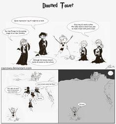 DT- Snowman by caycowa on DeviantArt Harry Potter Comics, Harry Potter Jokes, No Muggles, Spitting Image, Snowman, Anime Art, Fandoms, Deviantart, Funny