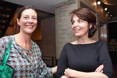Yara Dewachter e Roberta Saraiva